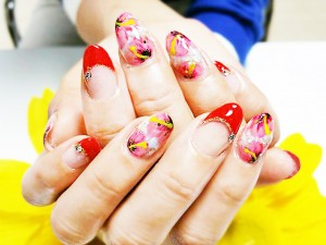hand20150827flower1