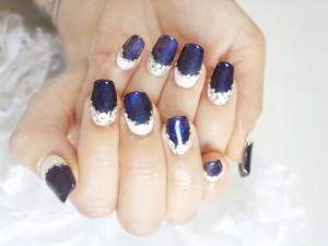 hand20150828blue1