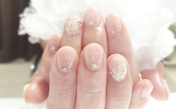 hand20151008pinkflower1
