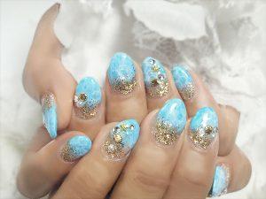 hand20160712blue4