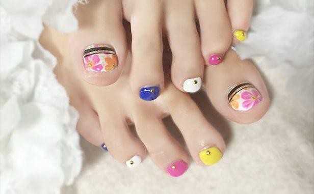 foot20160826flower1