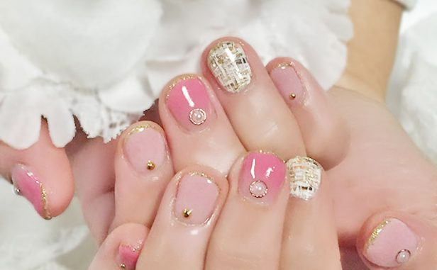 hand20161124pink1